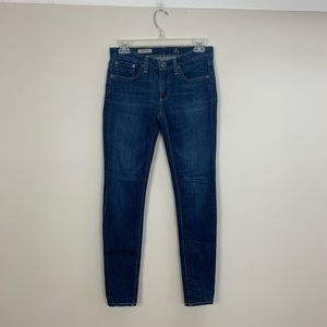 AG the Stevie Slim Straight Jeans sz 26